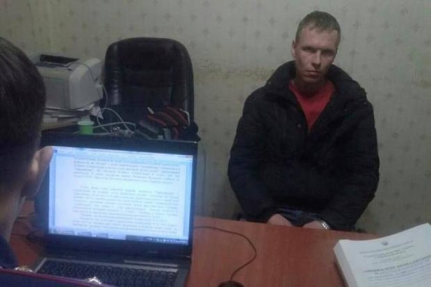 Нападнику на Харківську ОДА дали 5 років