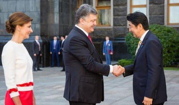 Япония предоставит Украине кредит на1,5 миллиарда долларов
