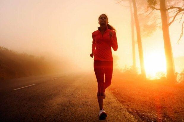 Утренняя пробежка, фото из открытых источников