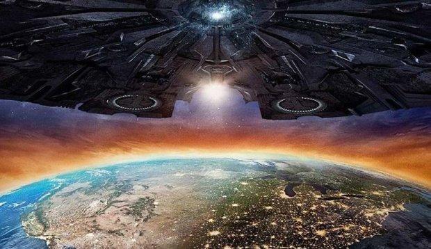 Напад інопланетян