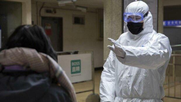 Коронавірус з Китаю, фото Інформатор