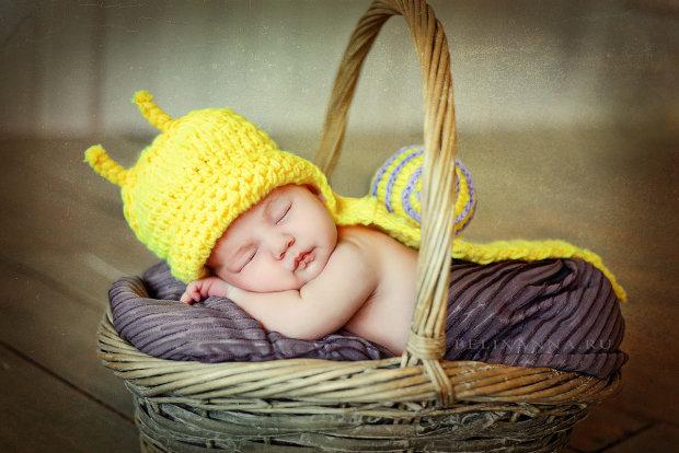 Украинская телеведущая впервые показала нежные фото своего малыша