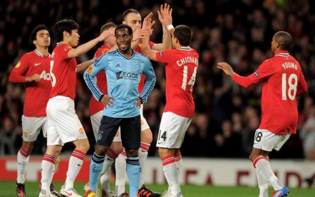 Аякс - Манчестер Юнайтед: Статистика встреч