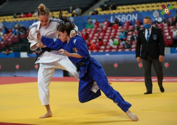 Дар'я Білодід, фото European Judo Union