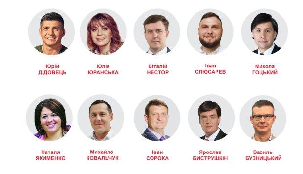 """Кого """"Батьківщина"""" поддержит на выборах в Киеве?"""