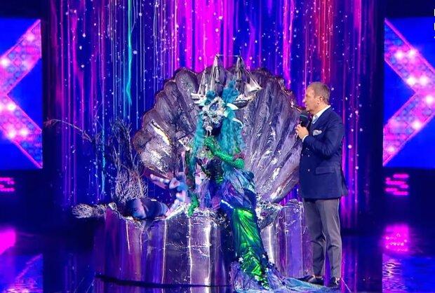 Шоу Маскарад, кадр из видео