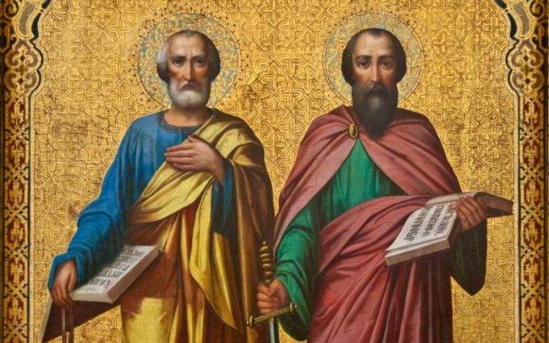 День апостолов Петра и Павла 12 июля: чем прославились святые