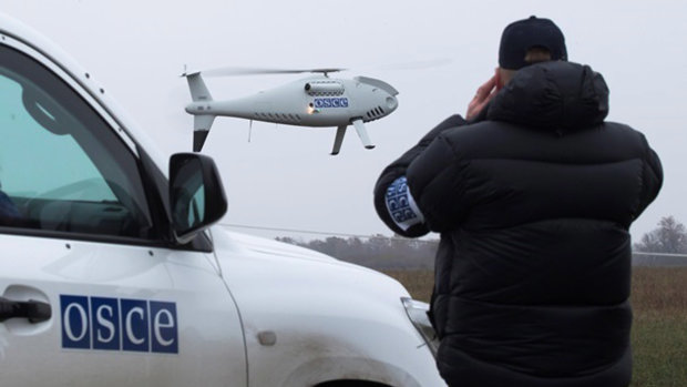 """Зв'язок втрачено: на Донбасі """"випарувався"""" важливий спостерігач ОБСЄ"""
