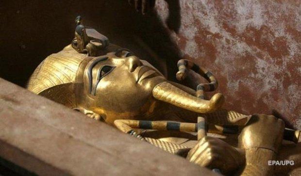 Кинжал Тутанхамона имеет внеземное происхождение