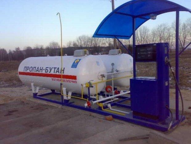 У Києві закриють половину газових заправок