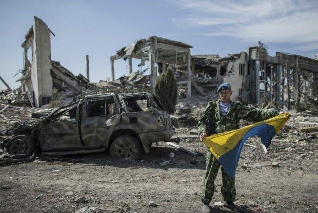 """Мощное фото с передовой заставило украинцев прослезиться: """"Непокоренный Донбасс"""""""