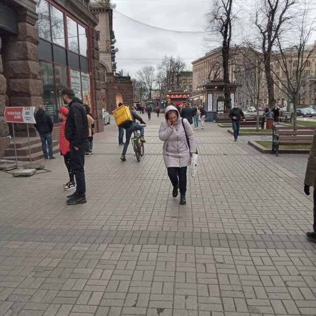 Карантин, Київ - фото Знай.ua