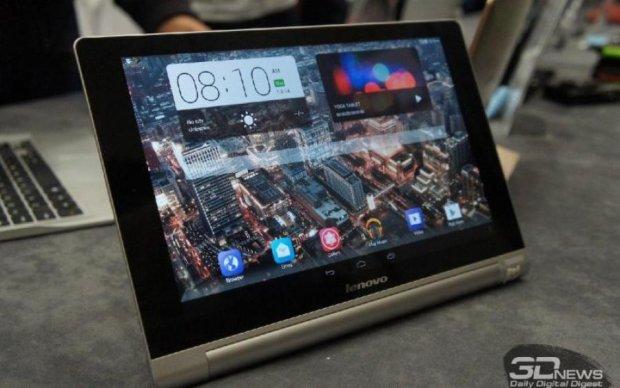Lenovo анонсировала 5 планшетов по цене смартфона