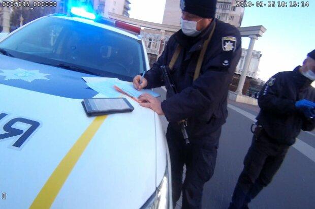 """поліція, фото """"КП """"Муніципальна Варта"""""""