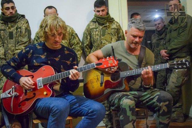 Арсен Мірзоян на концерті у Слов'янську, фото: Instagram