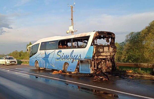 Автобус / фото: ГСЧС