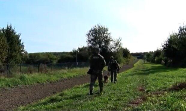 Прикордонники, скріншот з відео