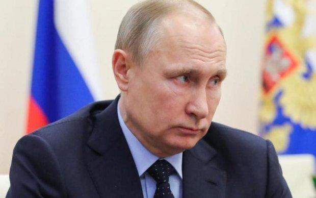 Еволюція Путіна: як президент з альфа-самця перетворився на кота Леопольда, який закликає до миру