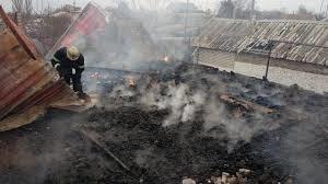 Смертоносна пожежа спалахнула на Рівненщині: знайдено тіла двох чоловіків