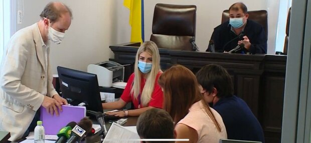 В Запорожье упекли за решетку избившего героя АТО изверга - пришел в суд в бронежилете