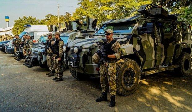 Одеський спецназ Нацгвардії відточував тактичну та вогневу підготовку (фото)