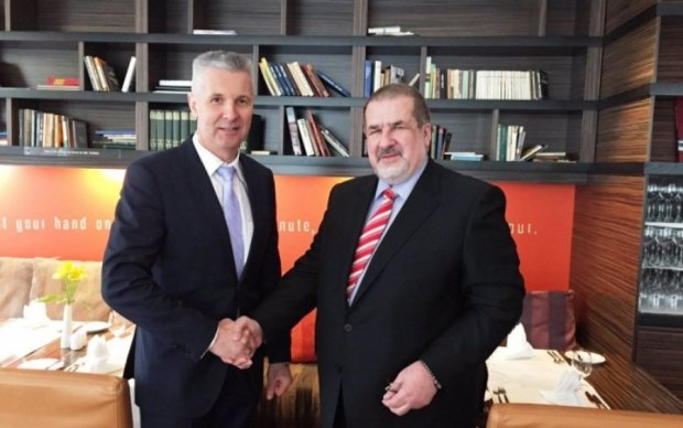 Проблемы крымских татар обсудили в Латвии