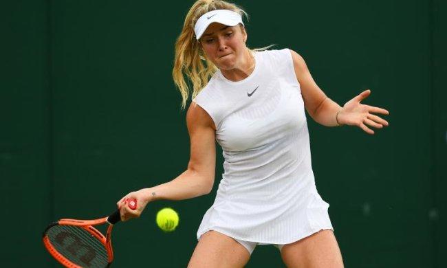 Вімблдон-2017: Найкраща українська тенісистка вдало стартувала на турнірі