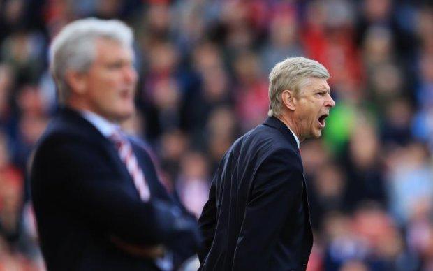 Тренера Арсеналу не цікавлять протести вболівальників клубу