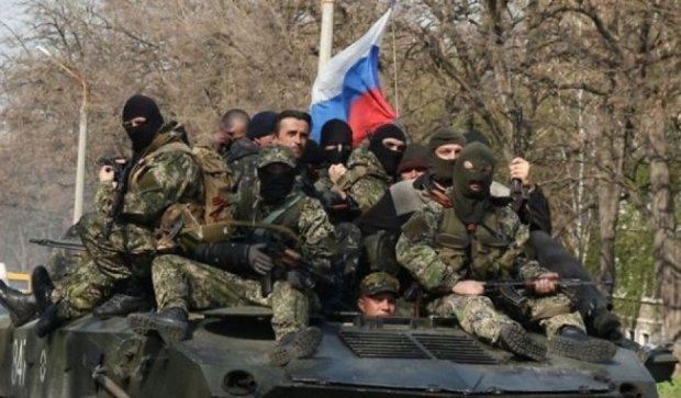 До Донецька привезли півтисячі російських найманців