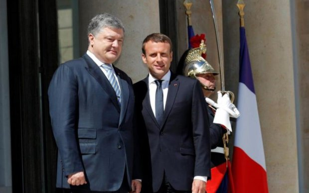 Ми завжди допоможемо: президент Франції привітав Україну з Днем незалежності
