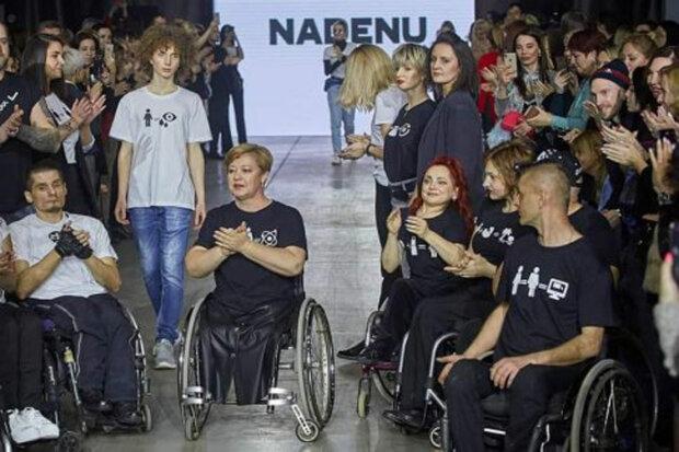 Модели на колясках: в Харькове состоится необычный показ мод, - вот она, сила духа