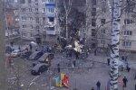 Взрыв в Орехово-Зуево, фото: Telegram-канал Mash