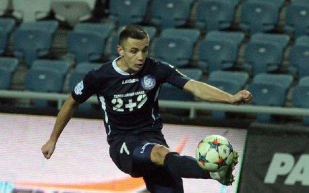 Український футболіст переїхав в чемпіонат Туреччини