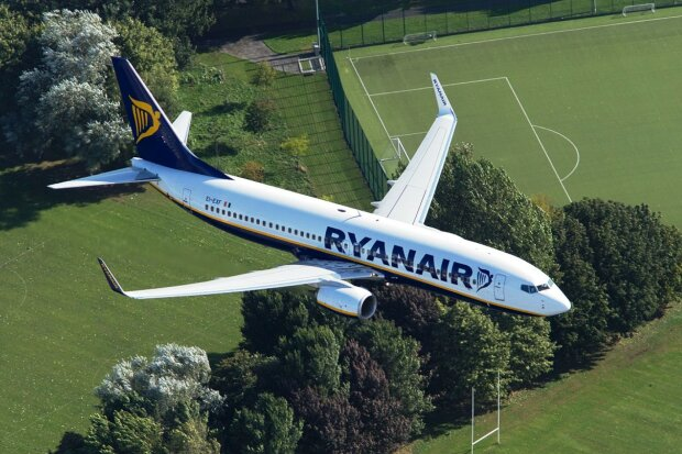 Ryanair, ілюстративне фото