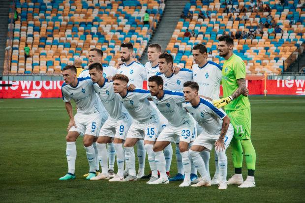 Динамо назвало гравців на перший збір в Іспанії