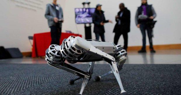 Роботы научились делать сальто: человечество встревожено