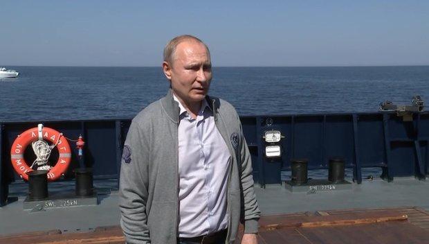 Как Гитлер в бункере: Путин опустился на самое дно, присматривает новый ад для россиян, фото