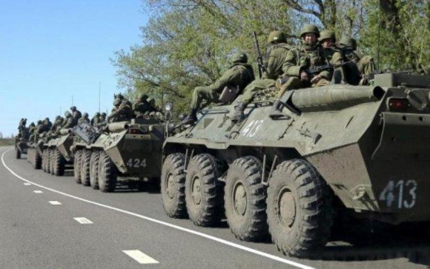 Бойовики стягують Гради під Луганськ