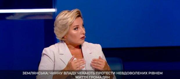 Землянская: Доступа к правосудию и справедливому суду нет не только у Медведчука, но и у большинства украинцев