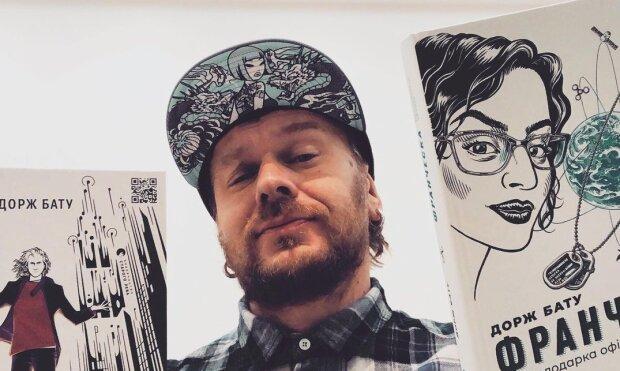 Александр Положинский, фото: Instagram