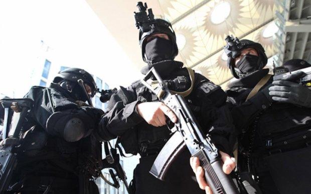 Наводчик террористов попался СБУ - видео
