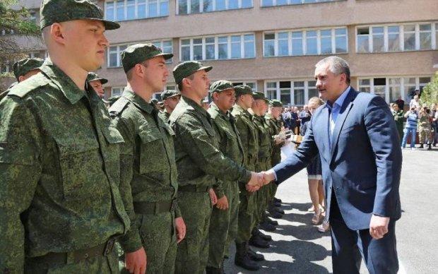 Крымские военкоматы наплевали на международные нормы