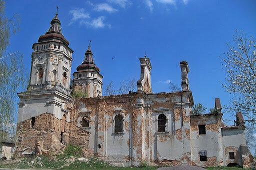 Костел Святого Марка, фото из свободных источников