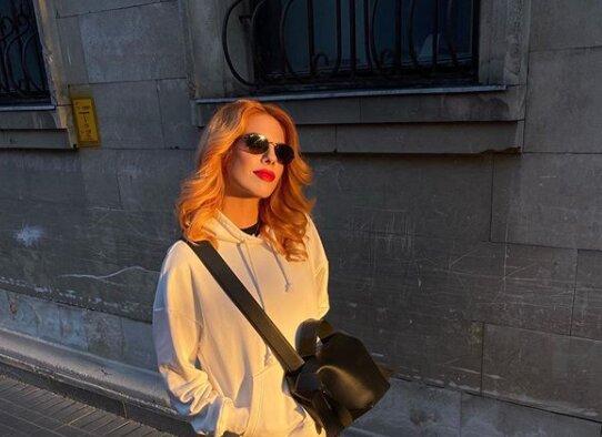 Анастасія Стоцька, фото Instagram
