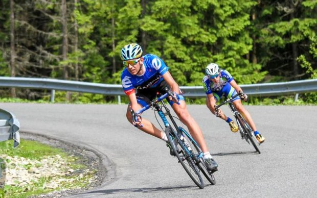 Визначився абсолютний чемпіон України з велогонок серед юніорів