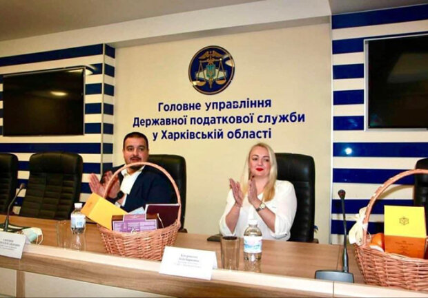 Головне управління податкової служби, джерело: Вечірній Харків
