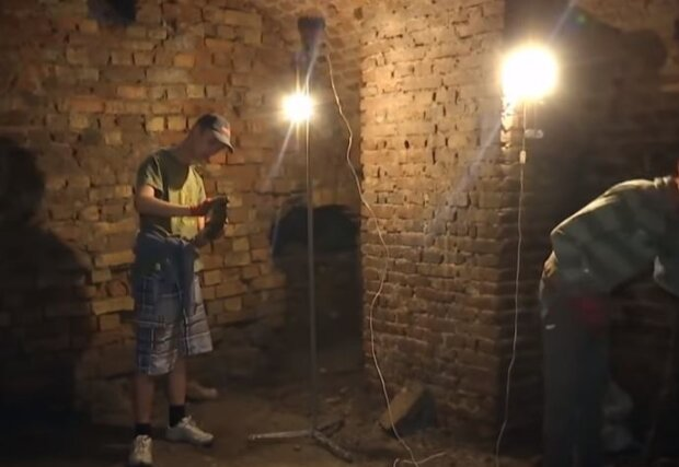 Подземелье, скриншот: YouTube