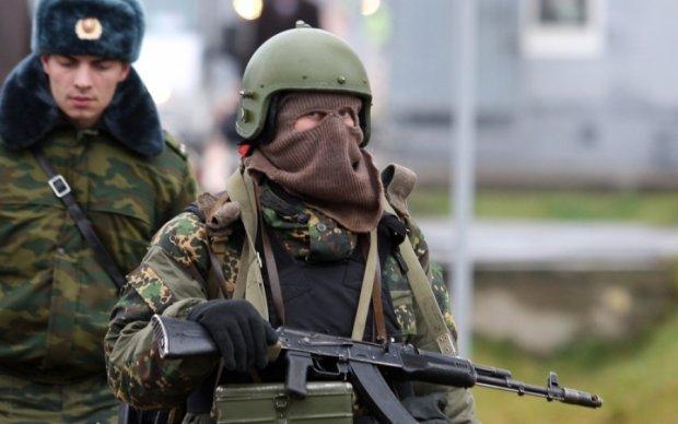 Путінський вояка піде під суд за втрату автомата у Сирії