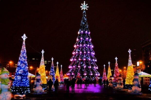 Харьковская елка, фото: stroyobzor.ua