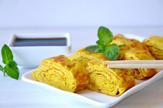 Омлет по-японськи: дивовижна ідея смачного сніданку